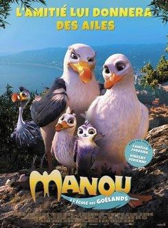 Manou. à l'école des goélands