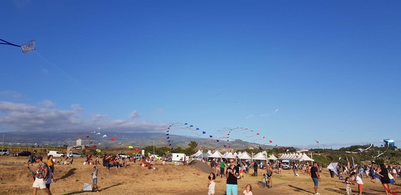 premier festival de Cerfs-Volants a la Reunion ' 19 et 20 octobre 2019 ' 19102106583075402
