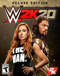 Poster for WWE 2K20
