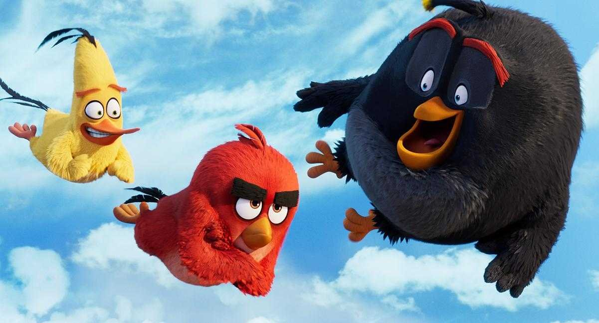 The Angry Birds Movie 2 (2019) image