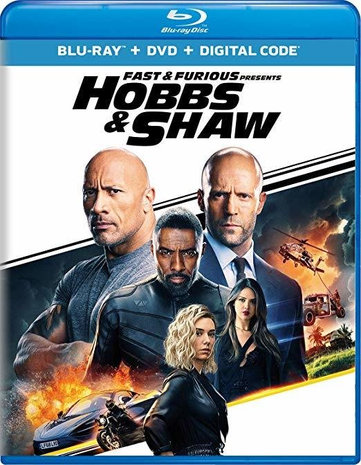 Fast & Furious Presents: Hobbs & Shaw poster image