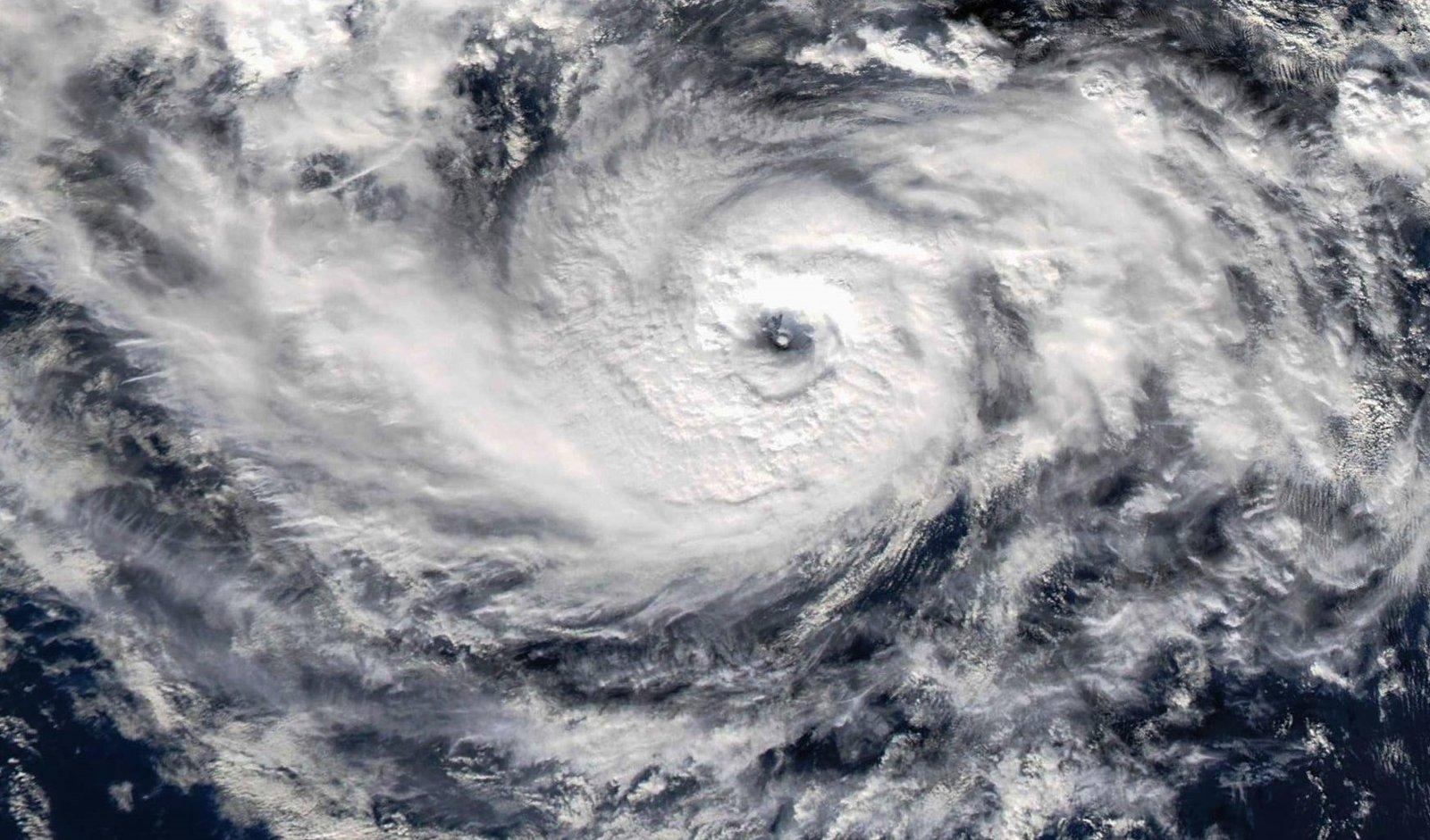 Hurricane Pablo