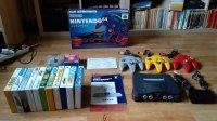 VDS Lot Console Nintendo 64 Jap+11 Jeux... Mini_191028101154739760