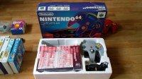 VDS Lot Console Nintendo 64 Jap+11 Jeux... Mini_191028101155104227