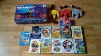 VDS Lot Console Nintendo 64 Jap+11 Jeux... Mini_191028101155479347