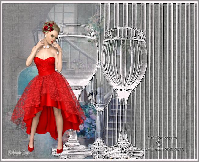 Défi du 29Octobre / Femme vêtue de rouge 191029113603711403