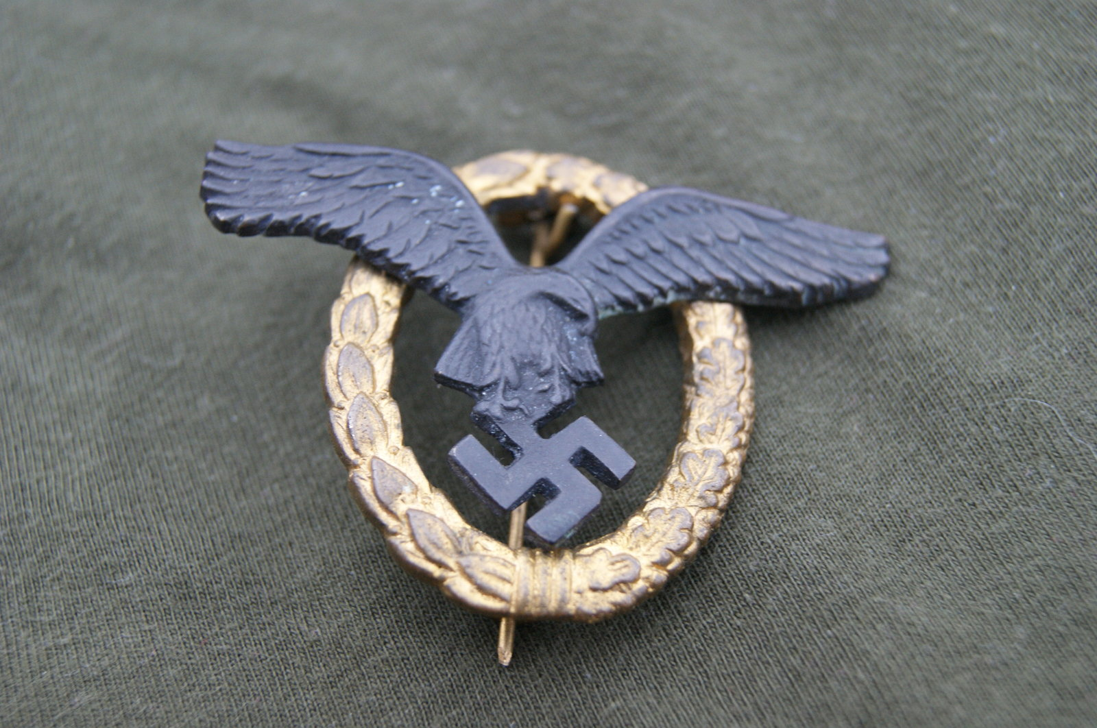Insignes Allemands LW et KM 19103005325738576