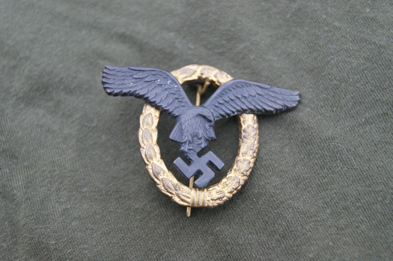 Insignes Allemands LW et KM 19103005330189221