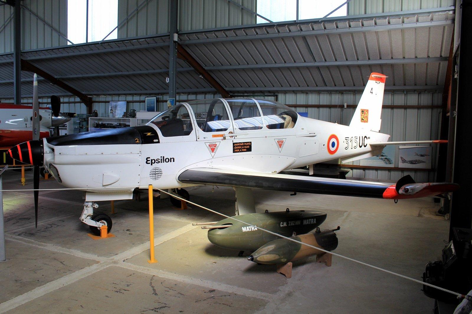musée de l'aviation de chasse de Montelimar  - Page 2 191030070538902857