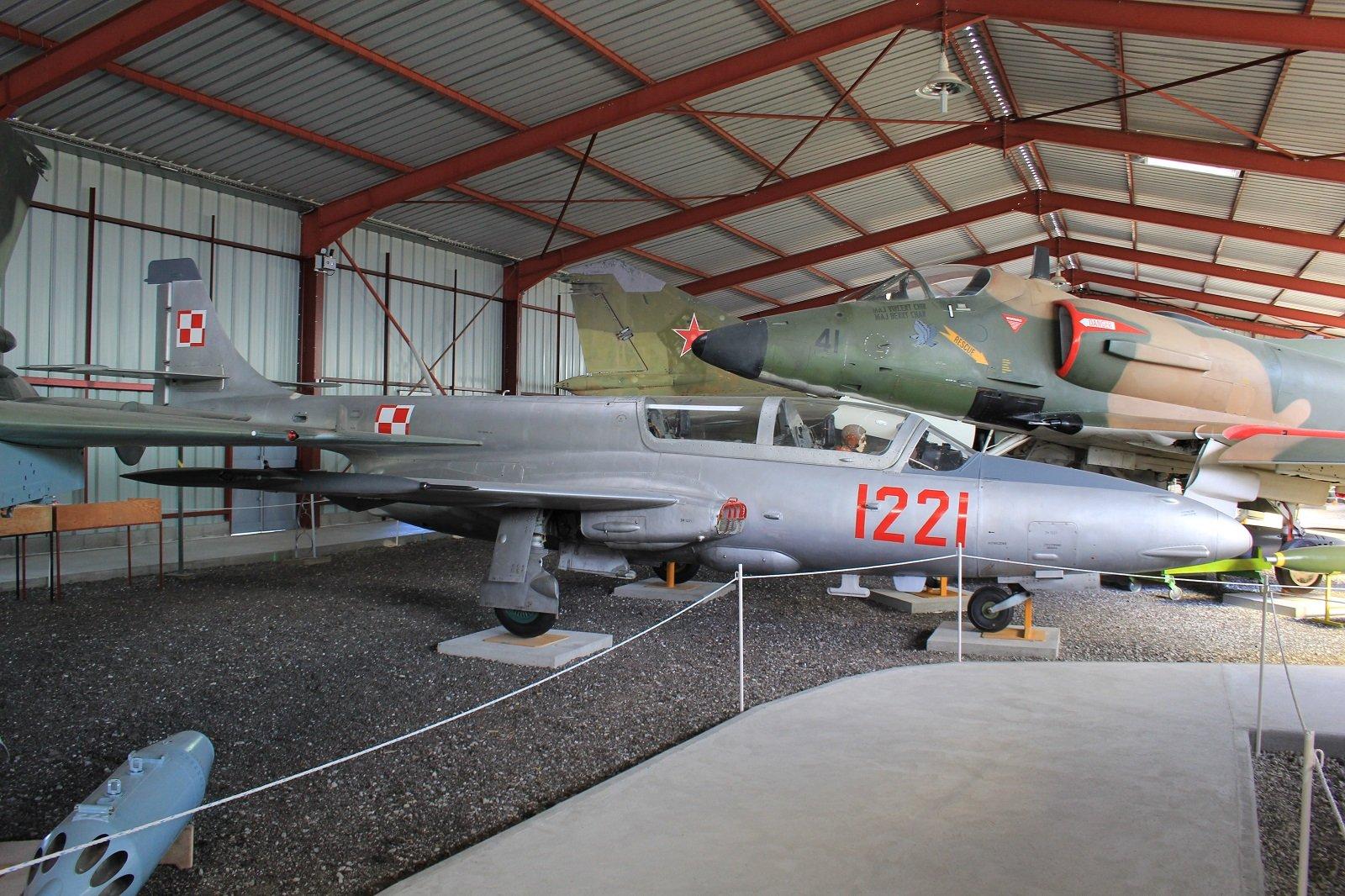 musée de l'aviation de chasse de Montelimar  - Page 2 191030070541299333