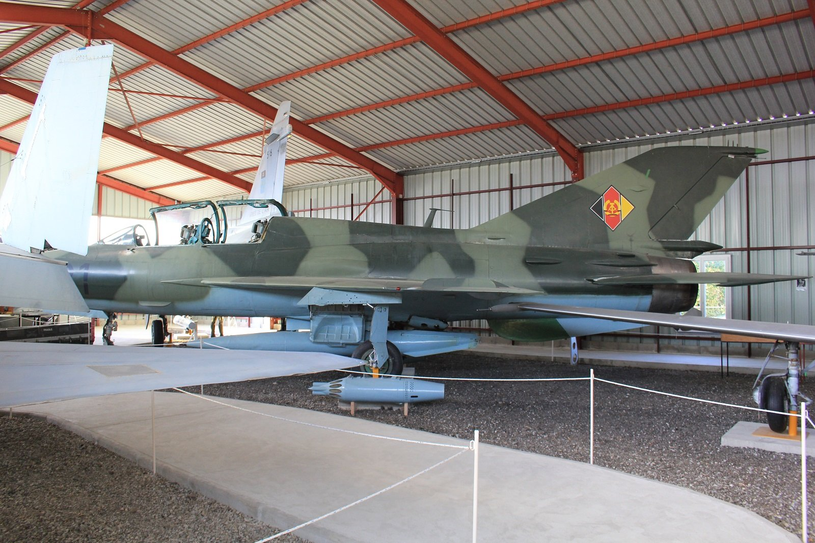 musée de l'aviation de chasse de Montelimar  - Page 2 191030070541582328