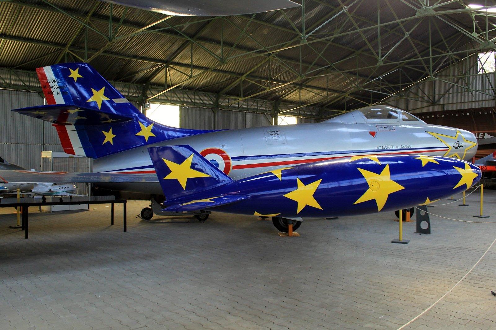 musée de l'aviation de chasse de Montelimar  - Page 2 191030070550106638