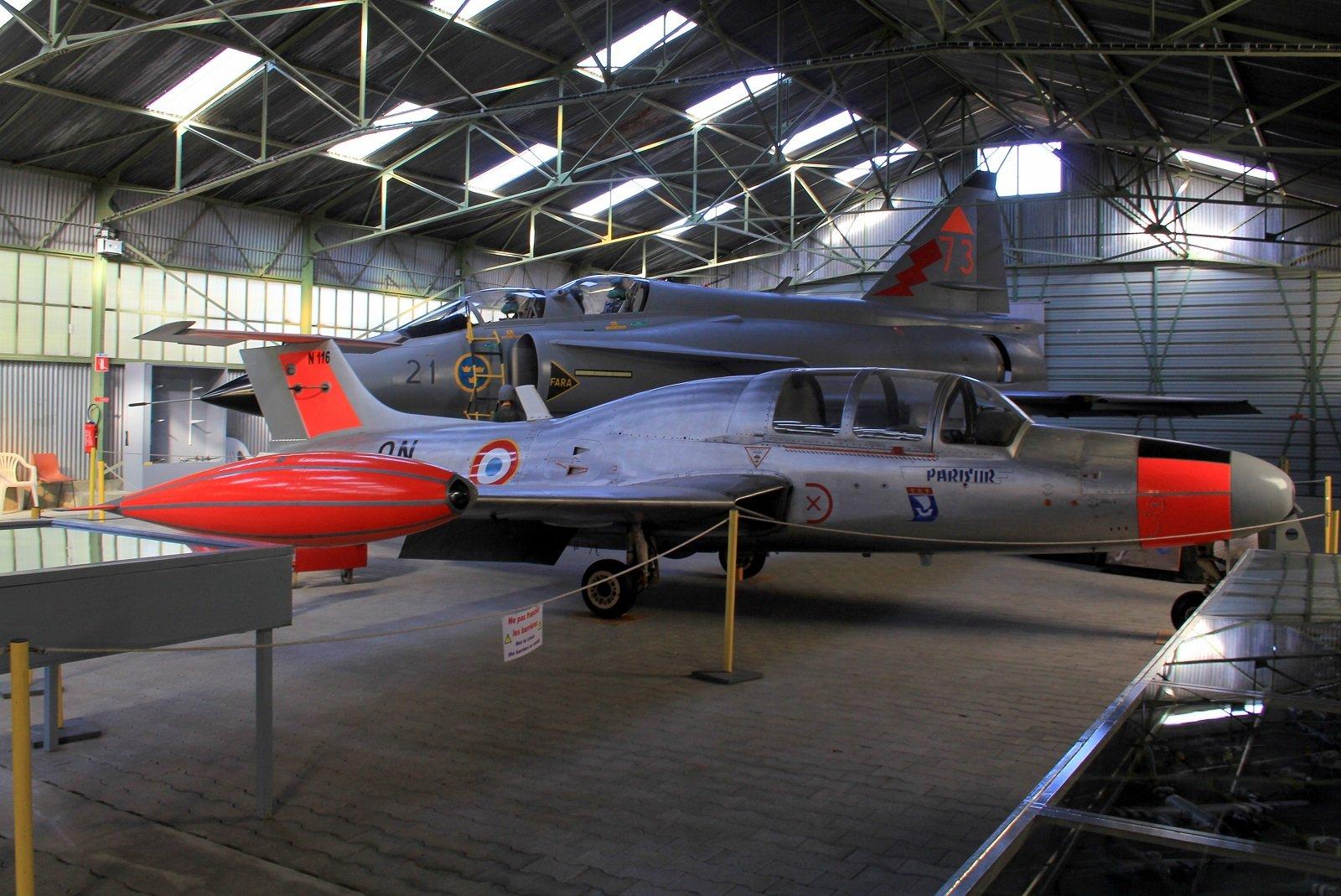 musée de l'aviation de chasse de Montelimar  - Page 2 191030070551768220