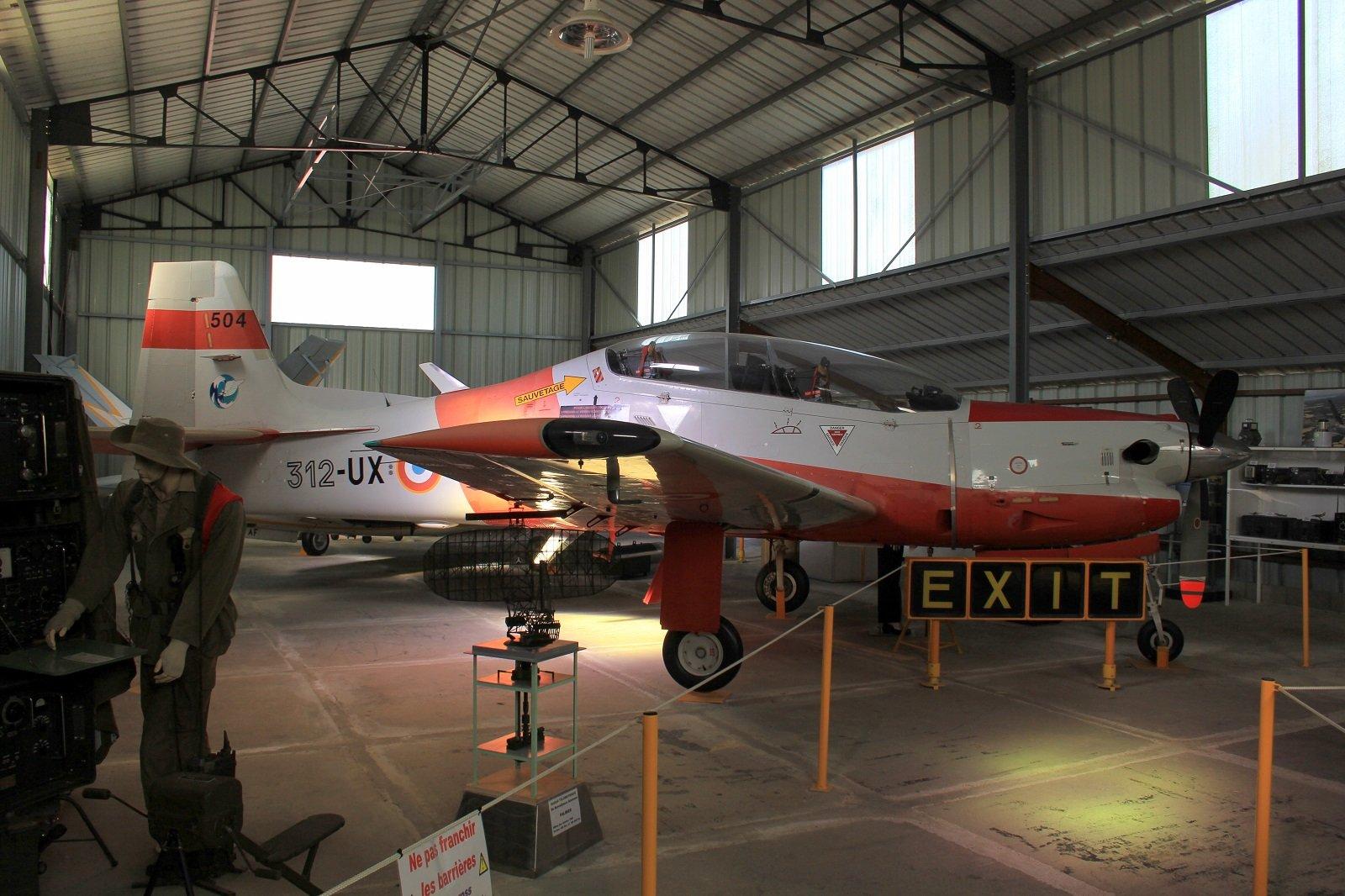 musée de l'aviation de chasse de Montelimar  - Page 2 191030070553568648