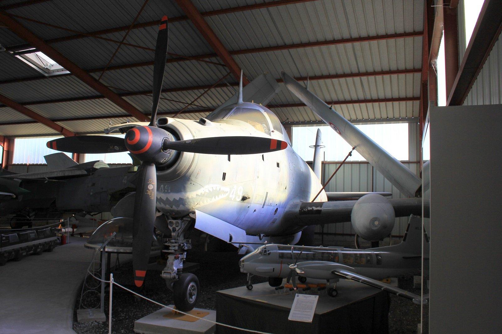 musée de l'aviation de chasse de Montelimar  - Page 2 191030072443946306