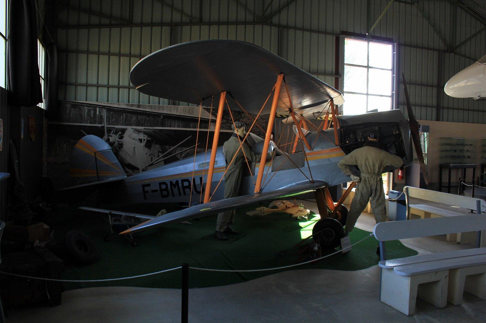 musée de l'aviation de chasse de Montelimar  - Page 2 19103007245042019
