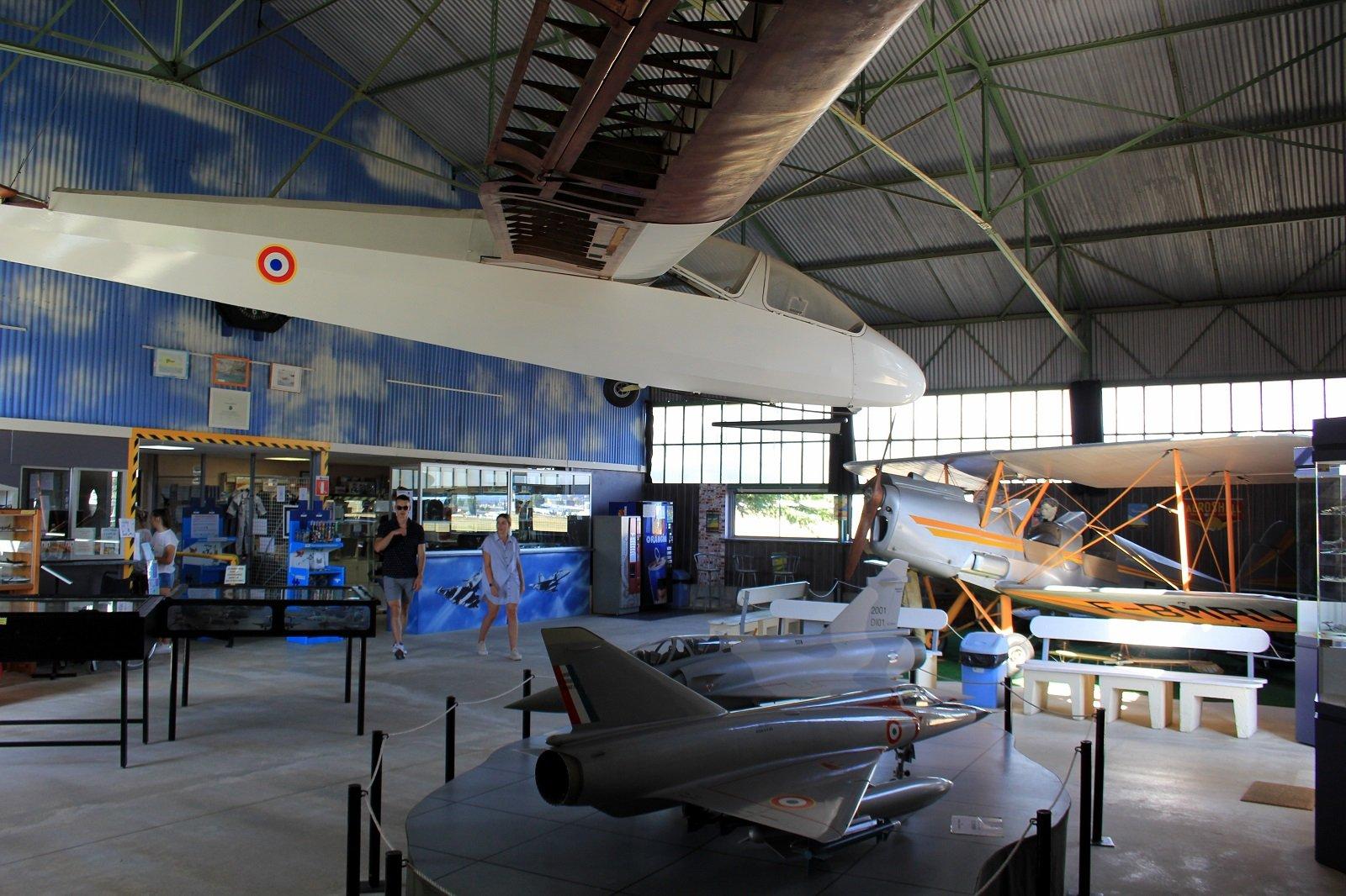 musée de l'aviation de chasse de Montelimar  - Page 2 191030072451587934