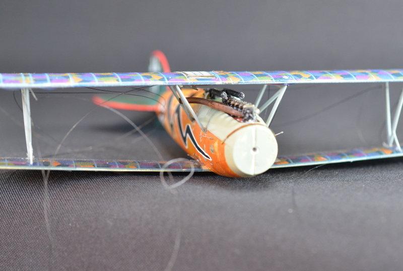 Albatros D.Va Eduard - 1/48 191031072603193282