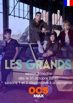 Les Grands - Saison 3