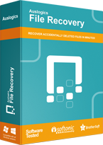 Poster for Auslogics File Recovery