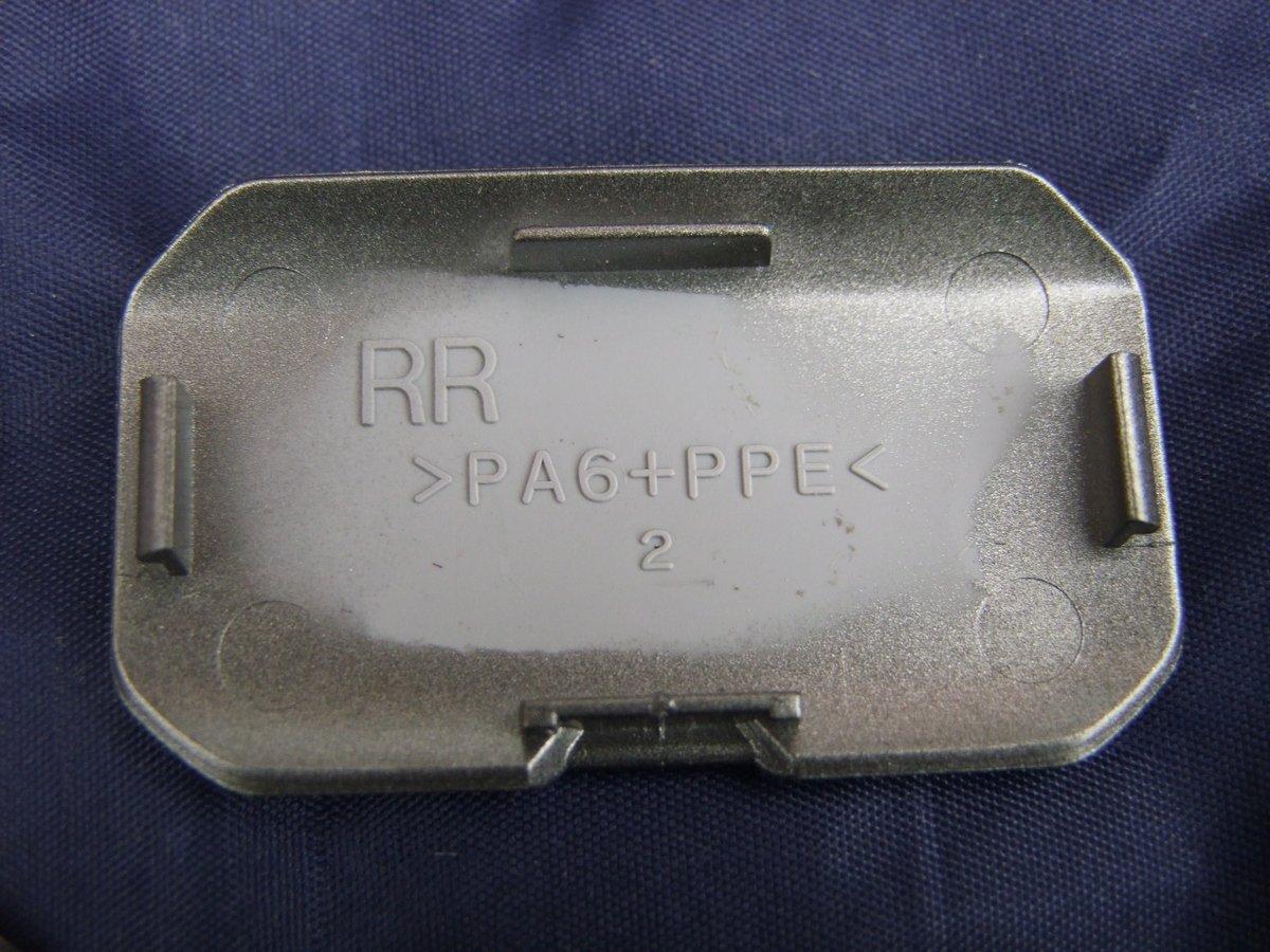 [cloturé] Vends lot de 6 caches gris pour support valise : 50€ FDPI 191101091138683018