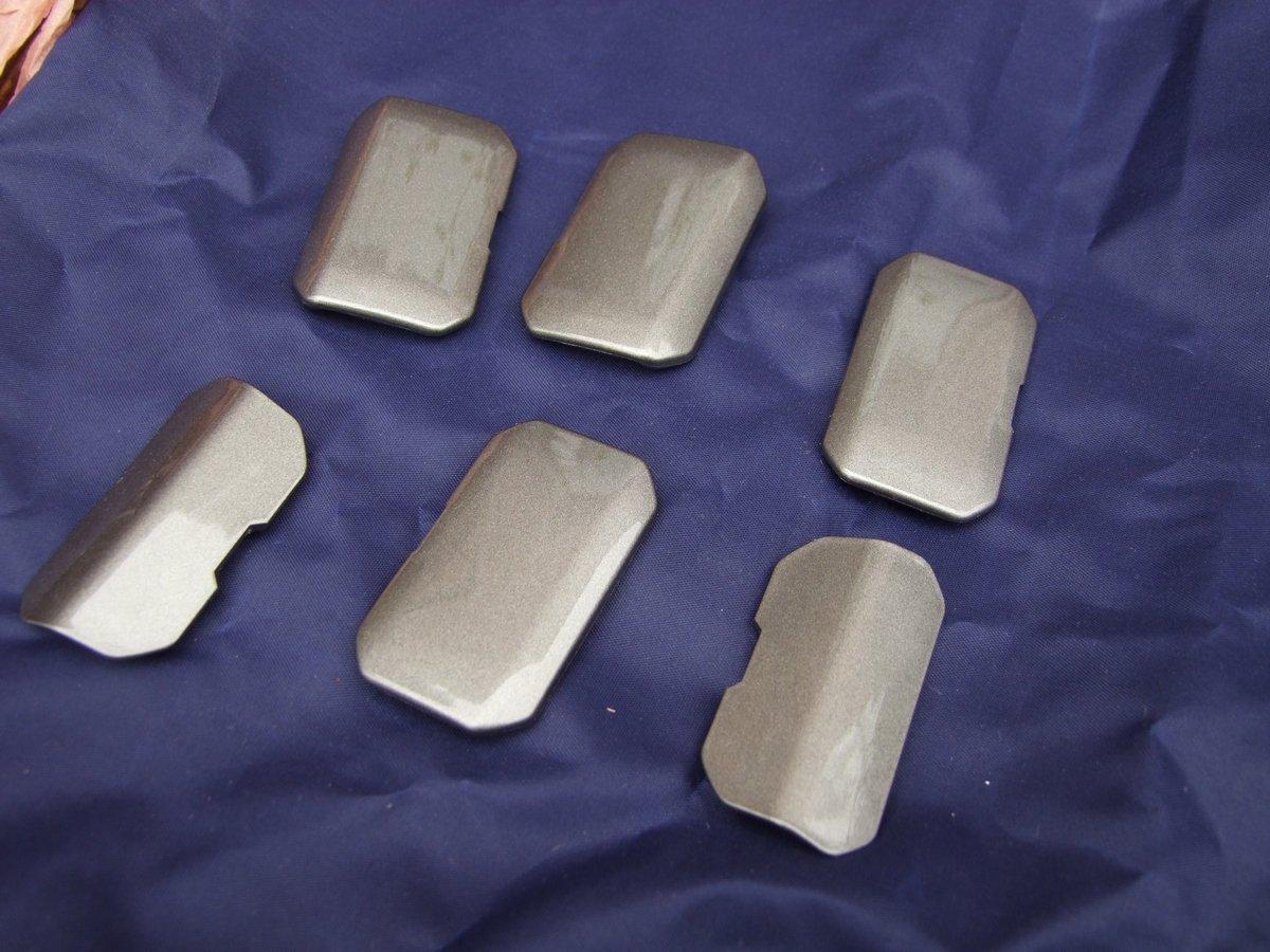 [cloturé] Vends lot de 6 caches gris pour support valise : 50€ FDPI 191101091139408861