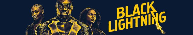 Poster for Black Lightning