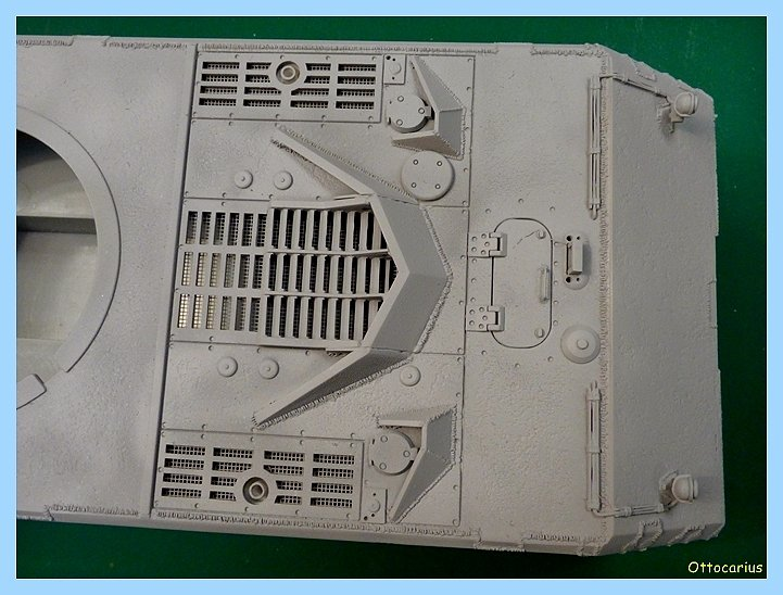 Panzer VIII MAUS type 205  CYBER HOBBY 1/35 ème - Page 4 191105051256672963