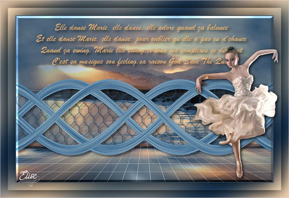 * Elle danse Marie *(Psp) 19110706413742740