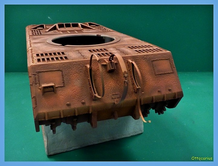 Panzer VIII MAUS type 205  CYBER HOBBY 1/35 ème - Page 5 191108072914668823