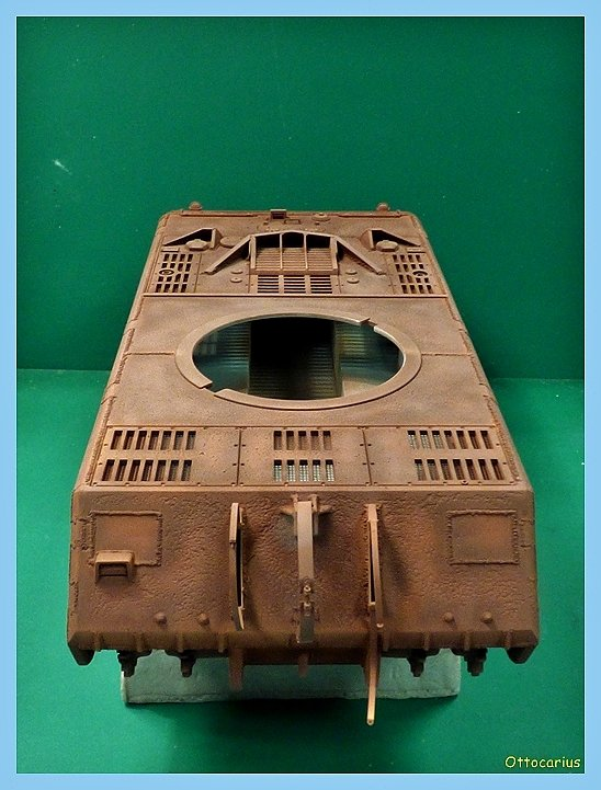 Panzer VIII MAUS type 205  CYBER HOBBY 1/35 ème - Page 5 191108073828737706