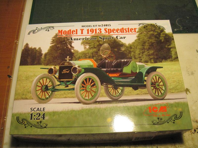 FORD T speedster 1913 191109081137797515
