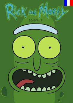 Rick et Morty - Saison 3