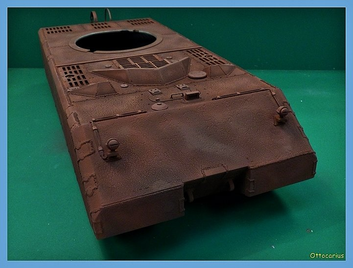Panzer VIII MAUS type 205  CYBER HOBBY 1/35 ème - Page 5 191112042156681899