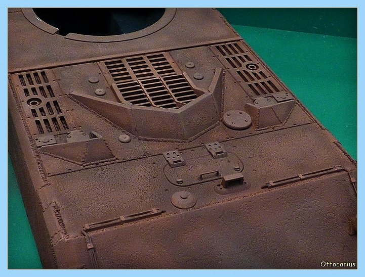 Panzer VIII MAUS type 205  CYBER HOBBY 1/35 ème - Page 5 191112042205291021