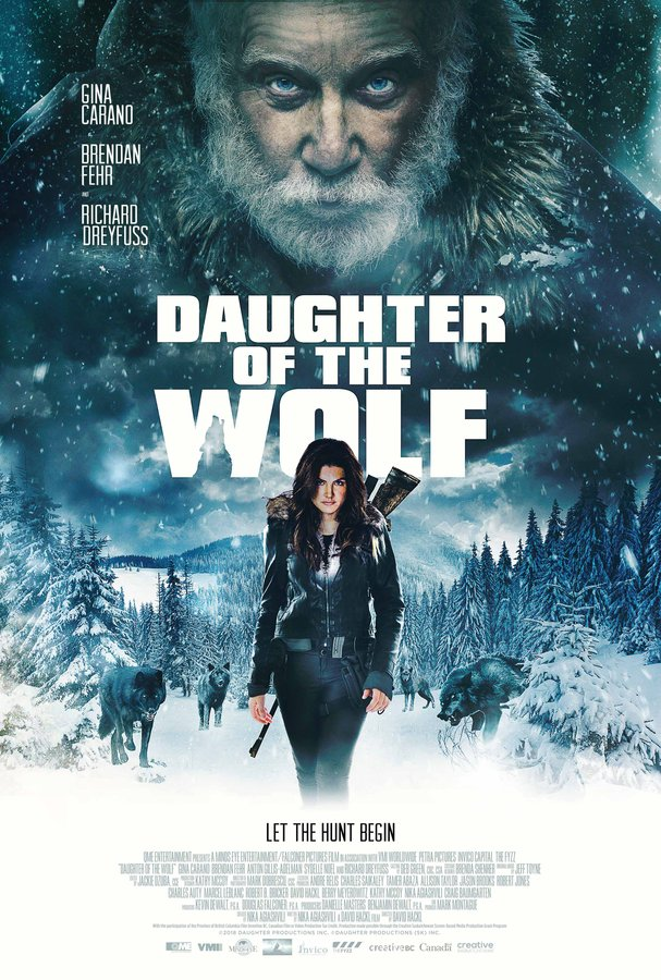 Daughter of the Wolf poster image