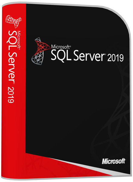 Poster for Microsoft SQL Server 2019 Standard Edition