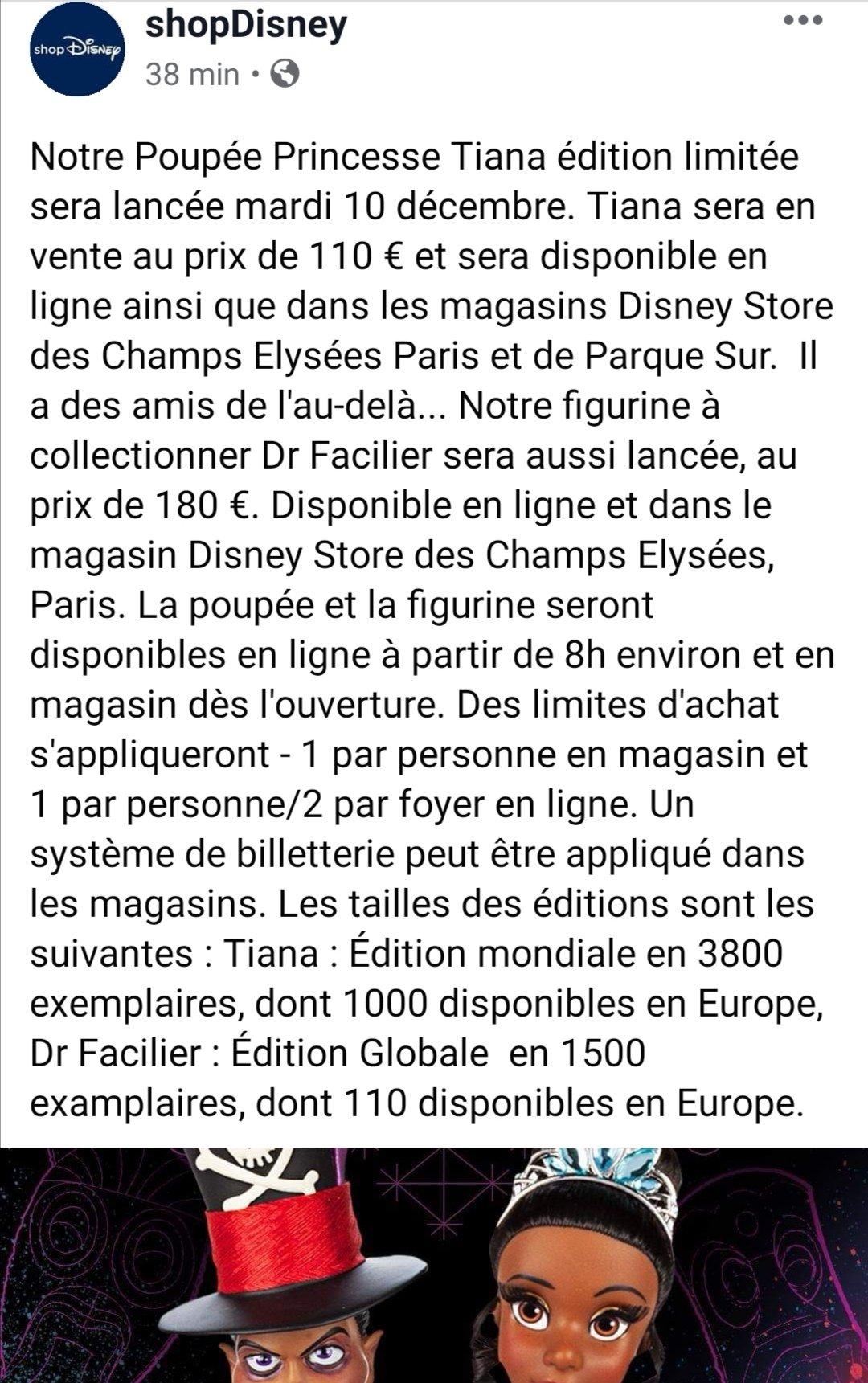 Disney Store Poupées Limited Edition 17'' (depuis 2009) - Page 19 191114072935811052