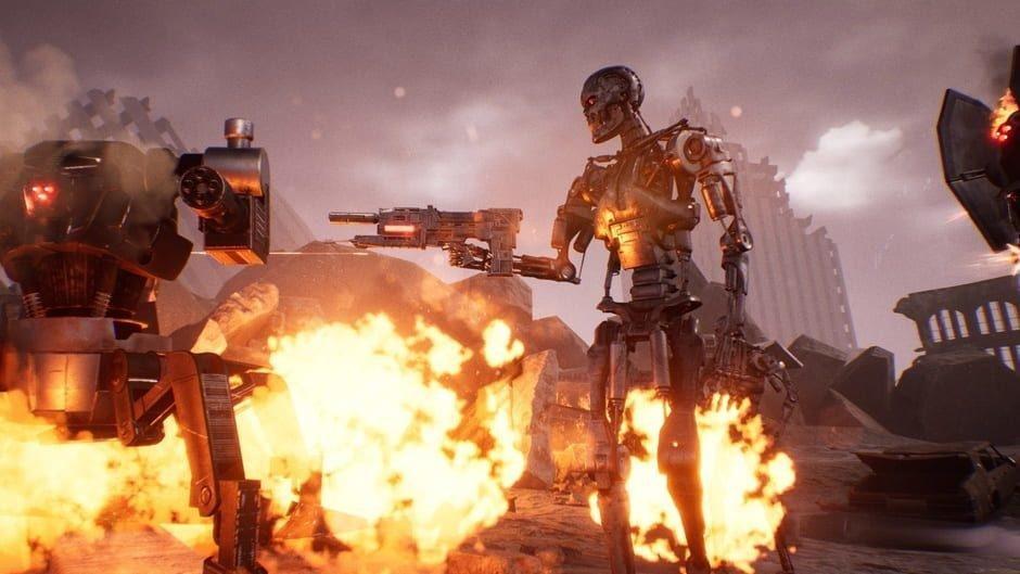 Terminator: Resistance image 1