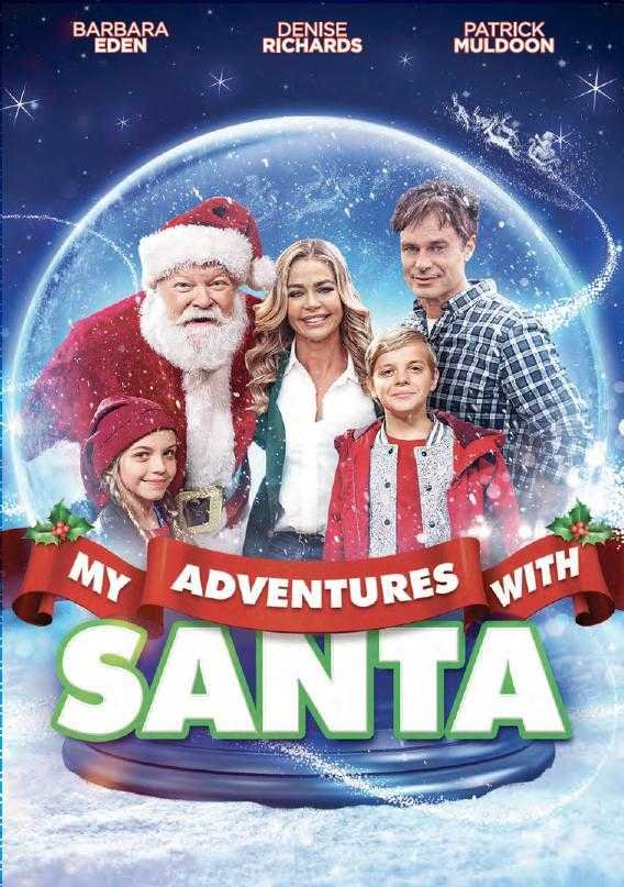 My Adventures with Santa (2019) poster image