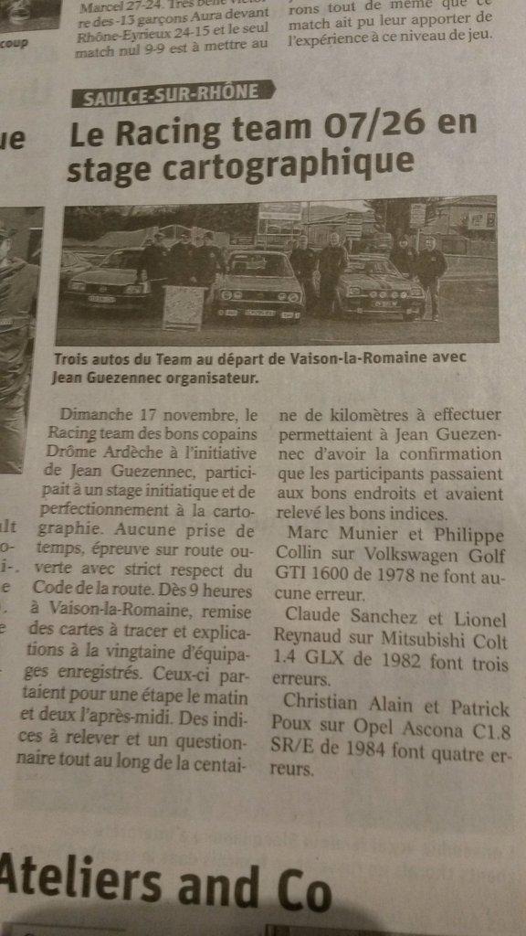 Revue de Presse 2019 - Page 2 191119083903448071