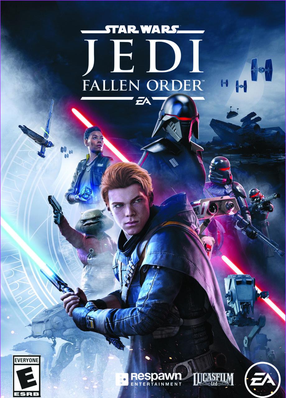 Poster for Star Wars Jedi: Fallen Order