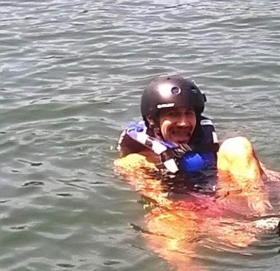 Blabla dans l'eau