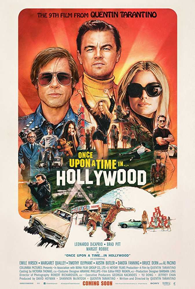 Once Upon a Time ... in Hollywood (2019) poster image
