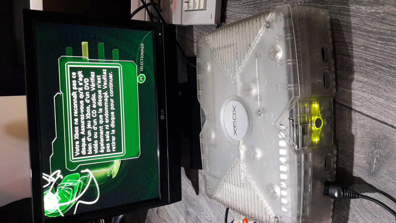 tiroir xbox 1ere generation rétissant 191121054155727343