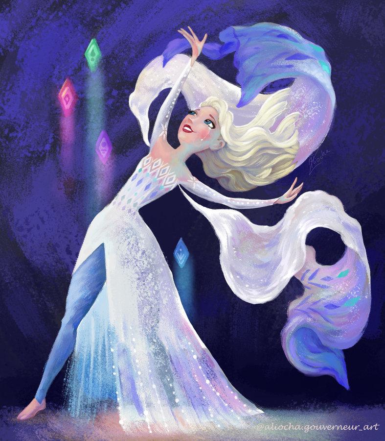 La Reine des Neiges II [Walt Disney - 2019] - Page 5 191122100524549701