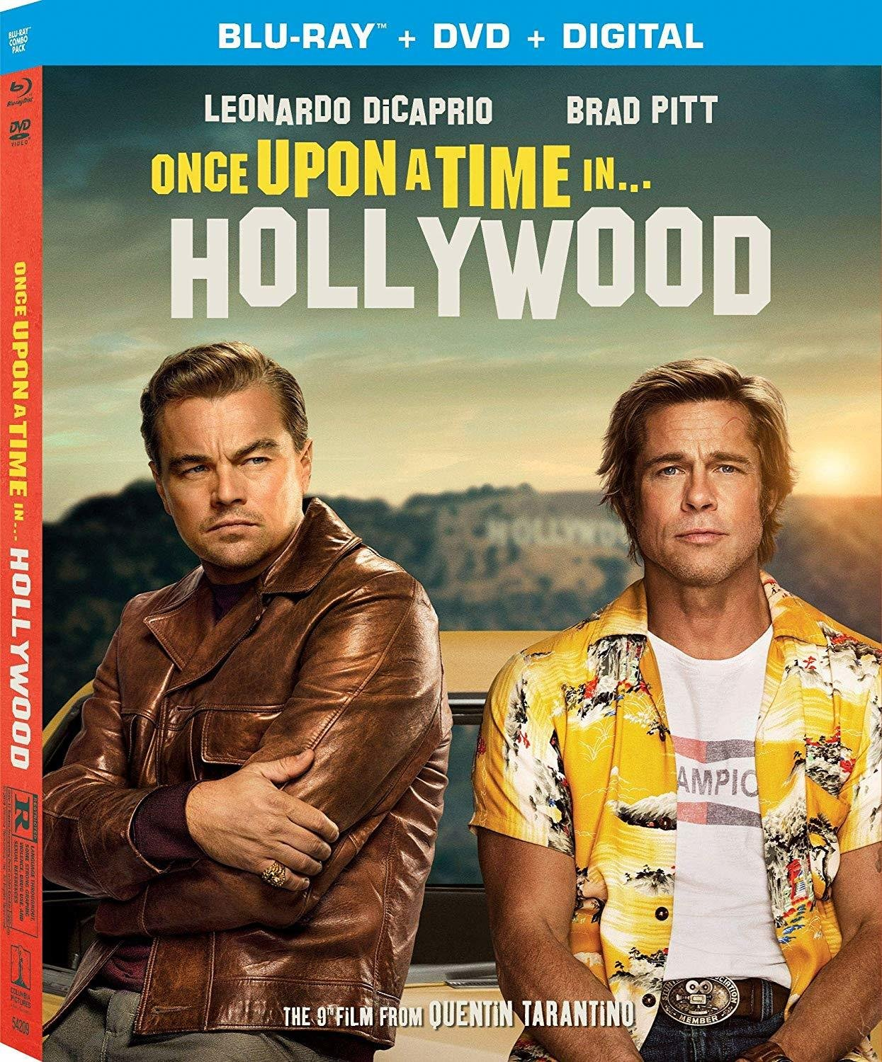 Once Upon a Time in Hollywood 2019 BDRip