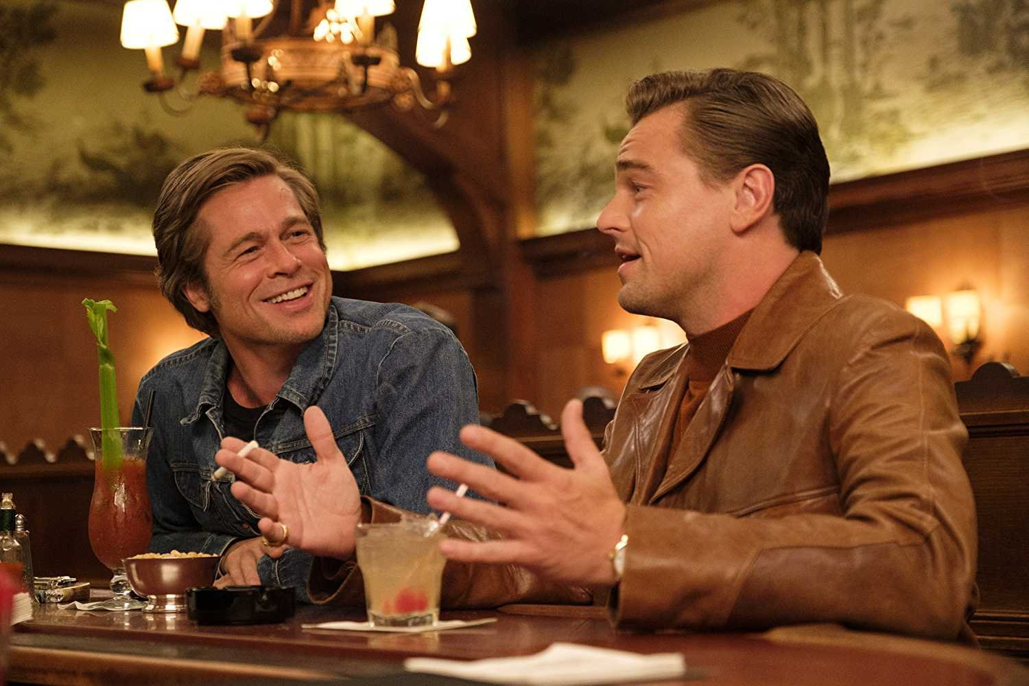 Once Upon a Time ... in Hollywood (2019) image