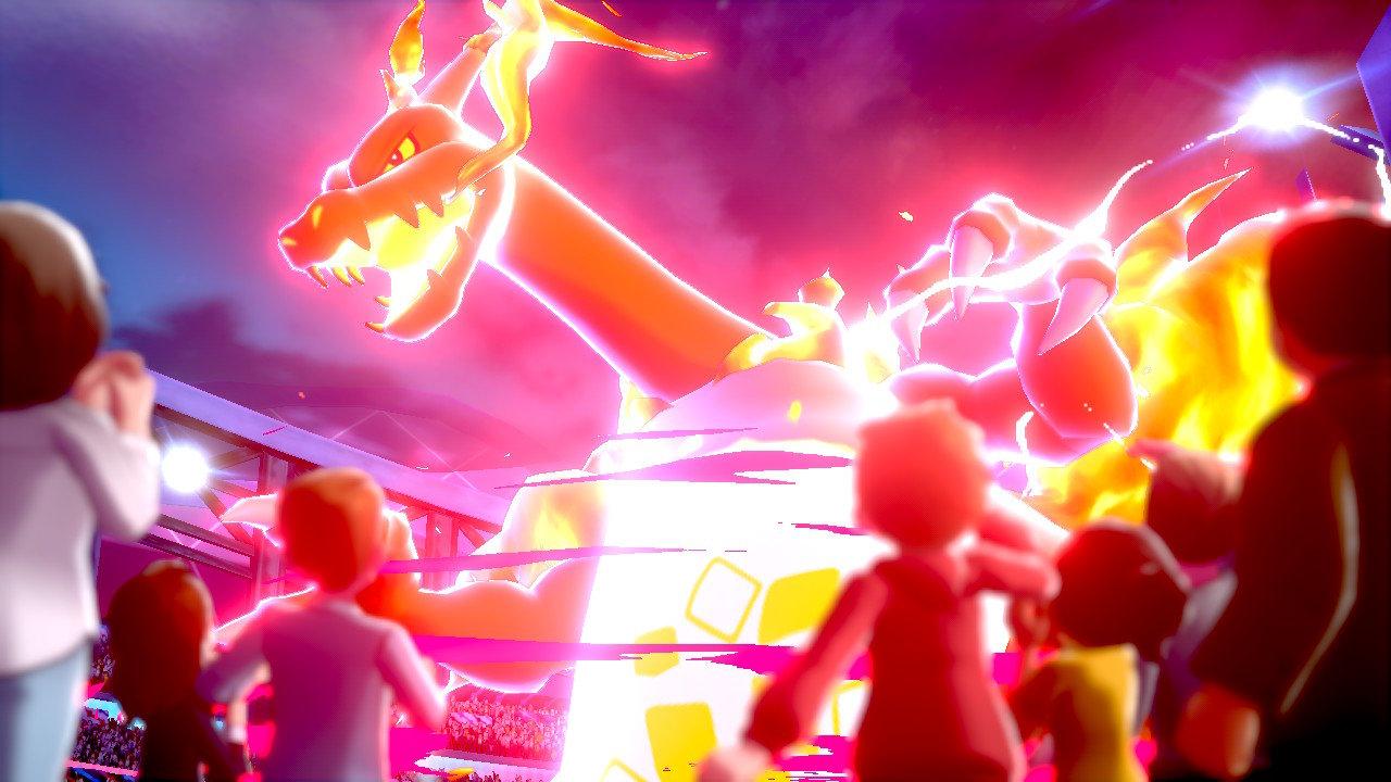 Test De Pokemon Bouclier Nintendo Master