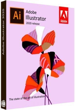 Adobe Illustrator CC 2020 v24.0.2.373 (x64)